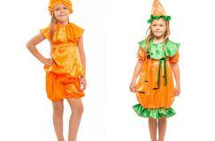 Как сшить костюм морковки для девочки: лучшие идеи
