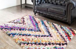 Своими руками: как сделать коврики из старых вещей и не только