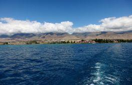 Красота озера Иссык-Куль