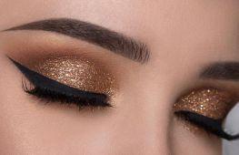 Как эффектно накраситься на Новый год: уроки макияжа