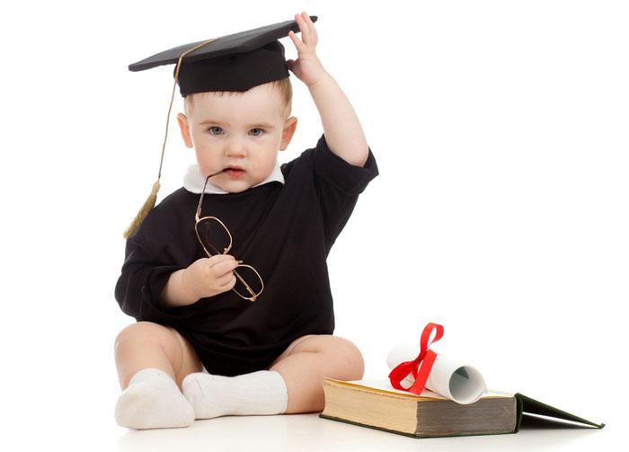 Учить малыша чтению можно только когда он овладел навыками речи
