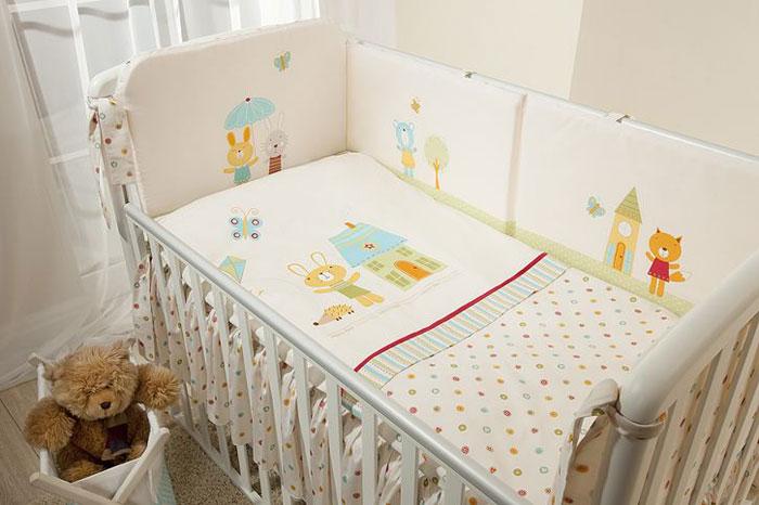 Выбирайте жесткий матрас для кроватки младенца