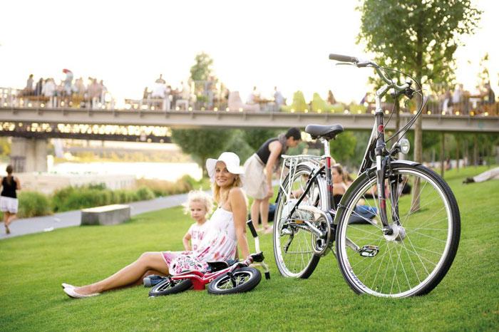 Велосипед не может быть универсальным для всех членов семьи