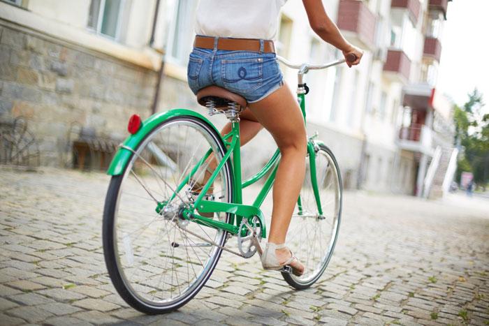 Прежде, чем покупать велосипед, решите где вы будете на нем ездить