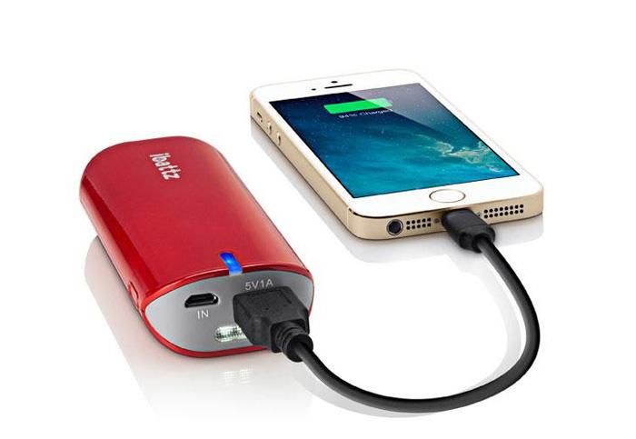 Для зарядки смартфона вполне достаточно компактного устройства