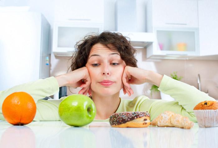 Правильно питание значительно ускорит процесс похудения