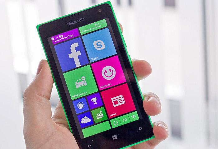 Смартфон Microsoft Lumia