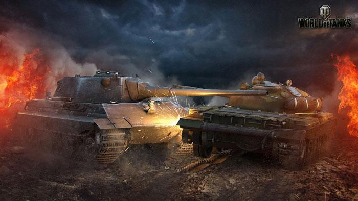 Выбирайте танк с хорошей маневренностью