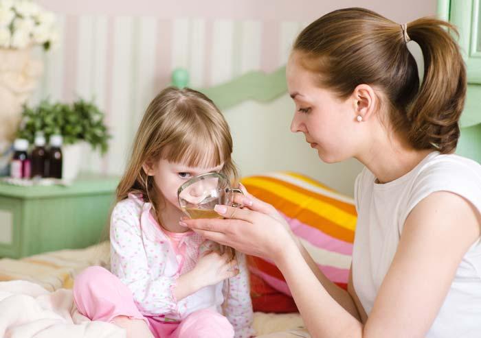 Помните, что малыши часто склонны к аллергие на травы и мед