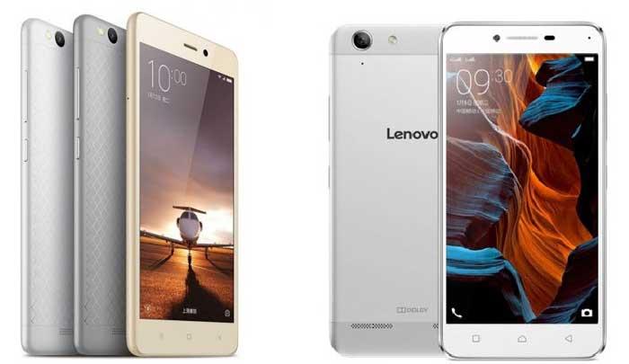 Смартфон Lenovo Lemon 3