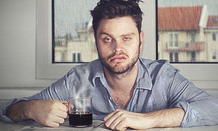 Отравление алкоголем нарушает работу всего организма