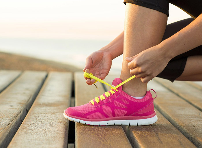 Время для тренировок нужно выбирать в зависимости от биоритмов