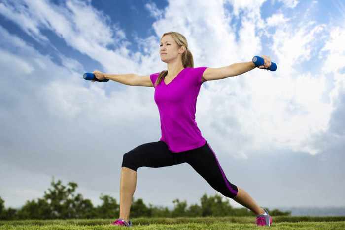 Жаворонкам лучше предпочесть утро для тренирововк