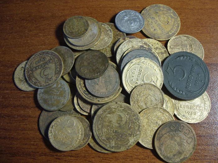 Чем лучше состояние монет, тем дороже их оценят нумизматы