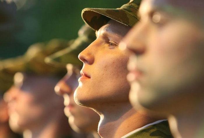 Срок армейской службы - 1 год