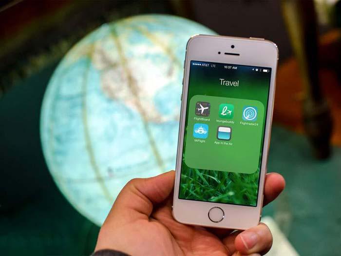 В путешествии можно воспользоваться мобильными сервисами