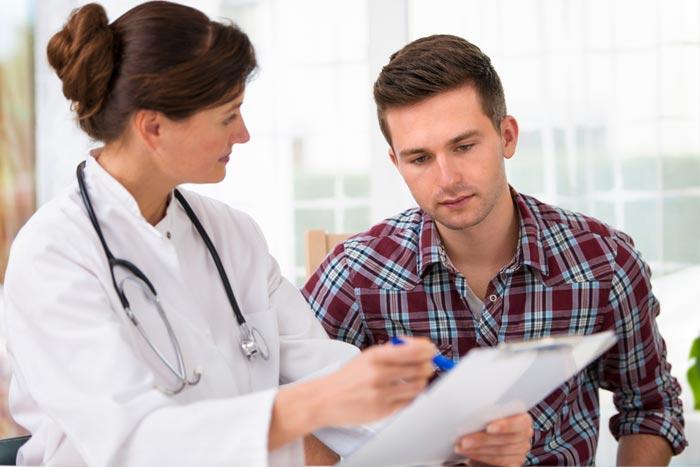 Необходимо пройти всех врачей для полного обследования