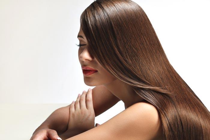 На здоровье волос влияет питание