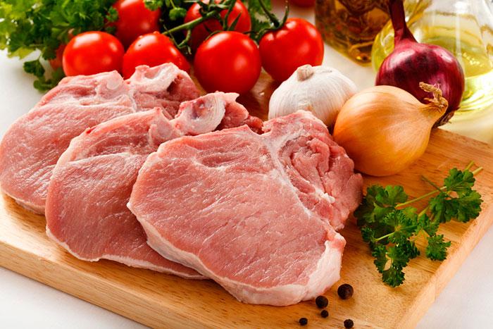 Мясо для шашлыка не должно быть темным