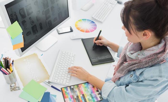 Чтобы стать веб-дизайнером, вам нужно освоить графические редакторы