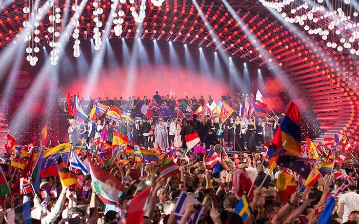 Ежегодный конкурс Евровидение в 2017 году пройдет в Украине