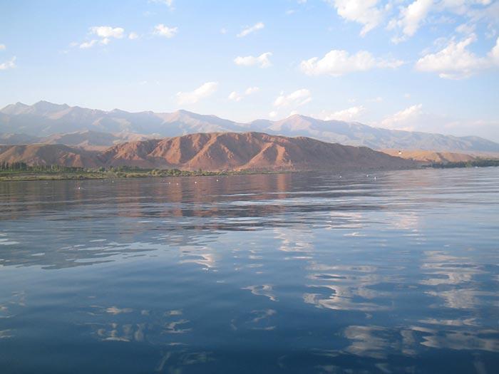 Озеро уникально в своем роде