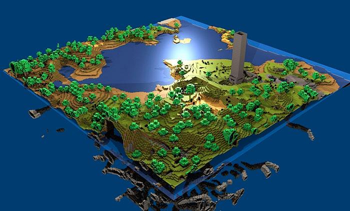 Невзрачная, на первый взгляд, игра, захватывает милионы пользователей по всему миру