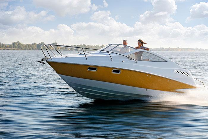 Все моторные маломерные судна подлежат обязательной регистрации в ГИМНС