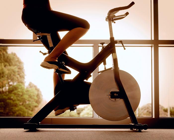 У хорошего велотренажера должны регулироваться высота руля и сиденья
