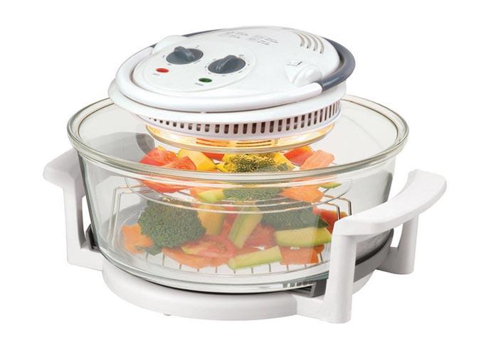 Аэрогриль позволяет готовить вкусную и здоровую пищу
