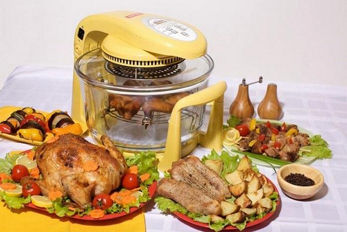 Показатели мощности прибора повлияют на скорость приготовления блюд