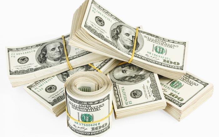 Самый короткий срок службы у однодолларовых купюр