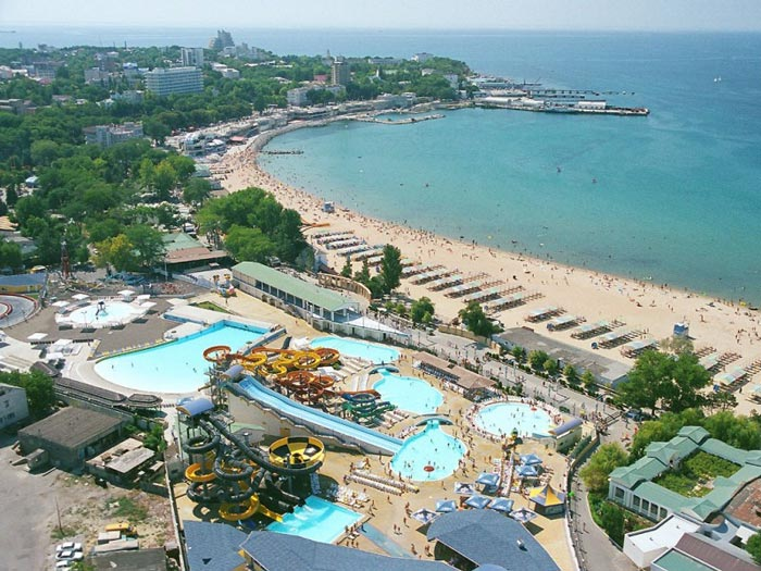 Песчаные пляжи можно найти по всему побережью Краснодарского края