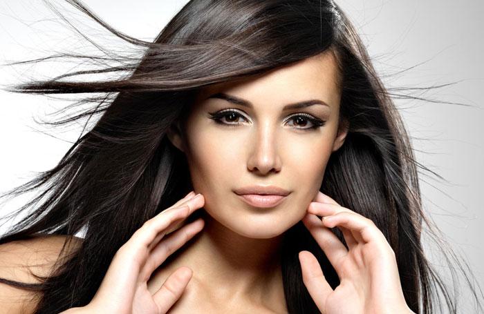 Чтобы выбрать подходящий цвет волос, определите свой цветотип