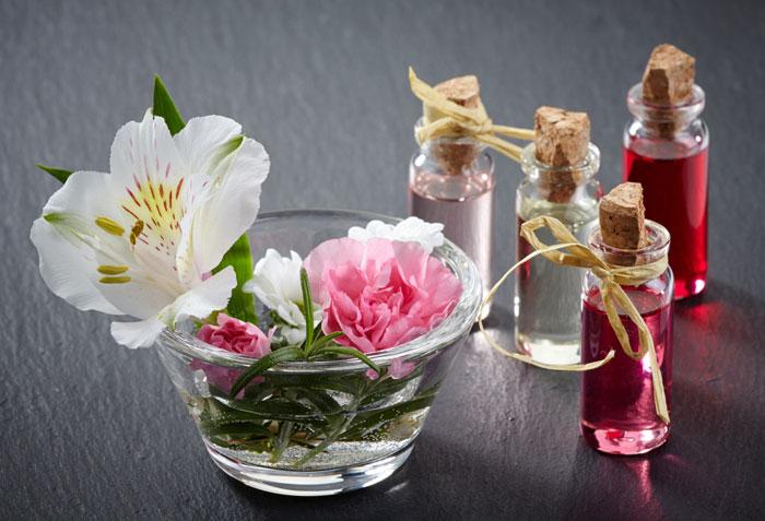 Эфирные масла - безопасные натуральные ароматизаторы