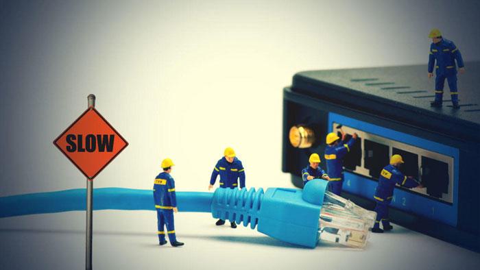 Проверьте исправность оборудования