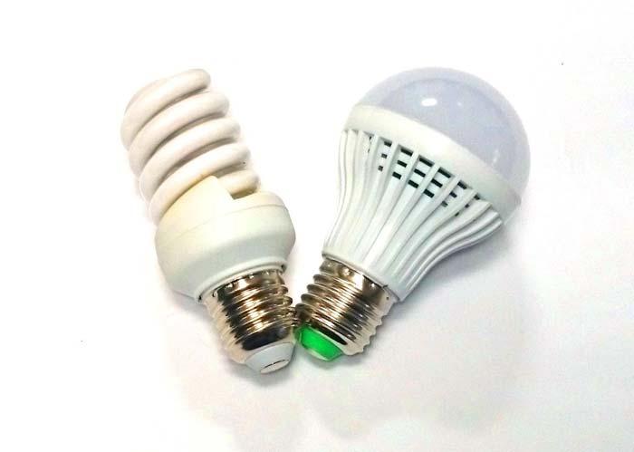 Энергосберегающие лампы нужно правильно утилизировать