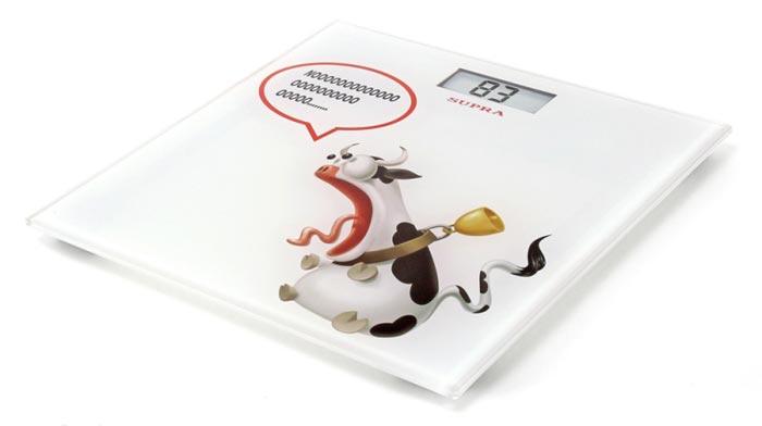 Напольные весы SUPRA