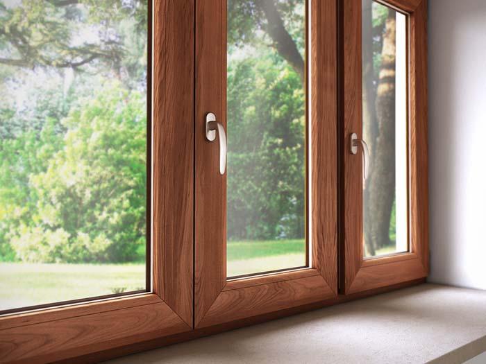 Деревянные окна экологичны