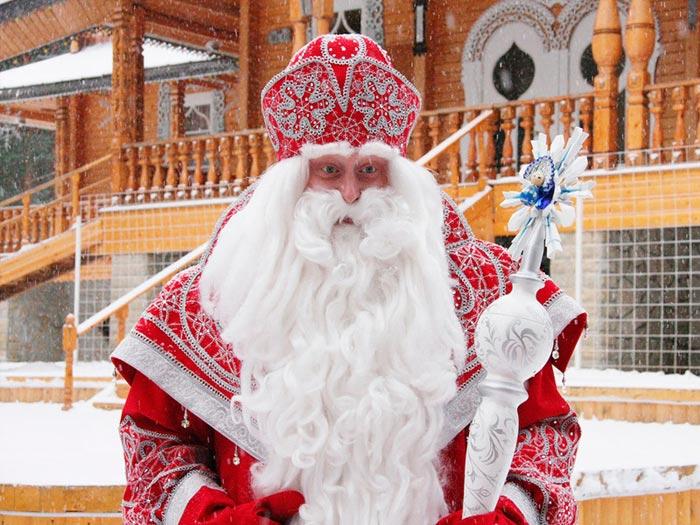 Встреча с Дедом Морозом порадует и детей и взрослых