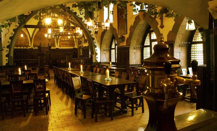 Ресторан U Fleků