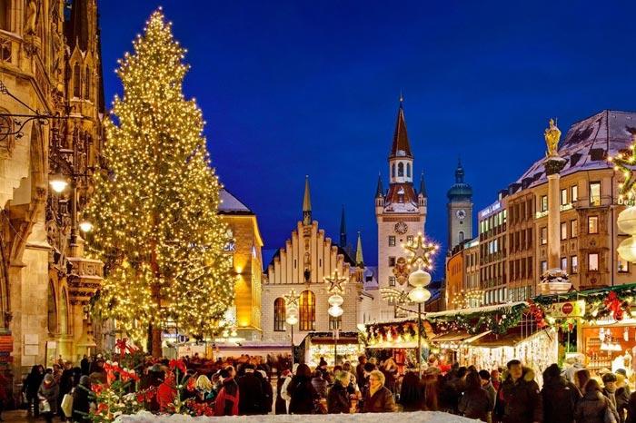 Прага - настоящая новогодняя сказка