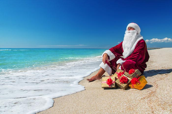 На новогодних каникулах в можете не только насладиться пляжным отдыхом, но и посмотреть дотопримечательности