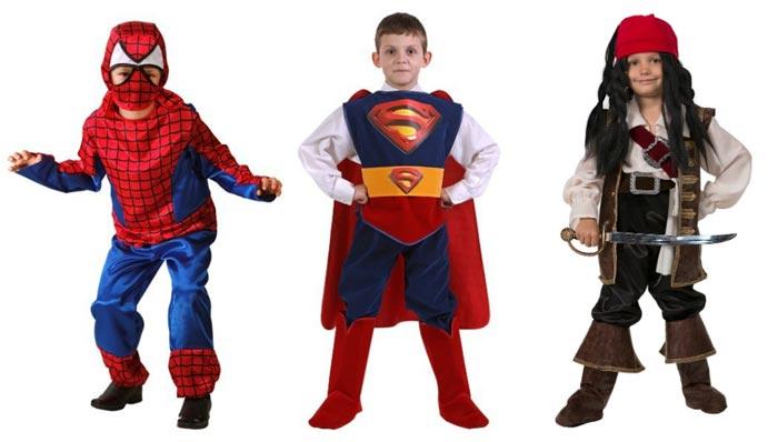 Новогодние костюмы для мальчика