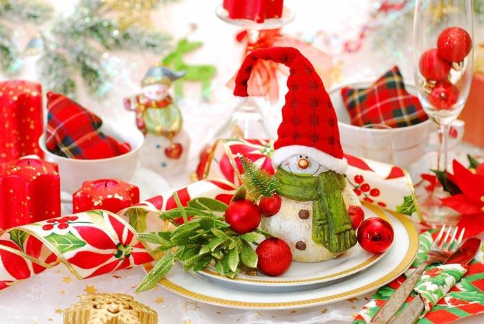Новогодний стол готовят с особой тщательностью