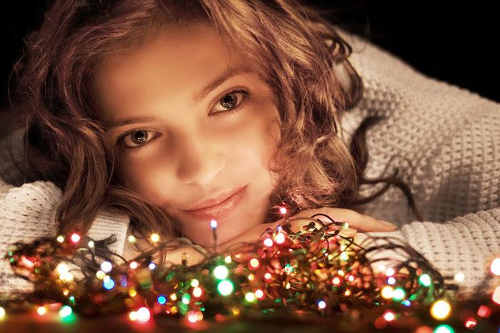 Порадуйте себя подарками и любимым блюдом в новогоднюю ночь