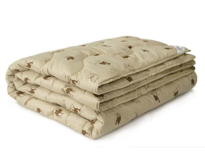 Закрытое одеяло из верблюжьей шерсти