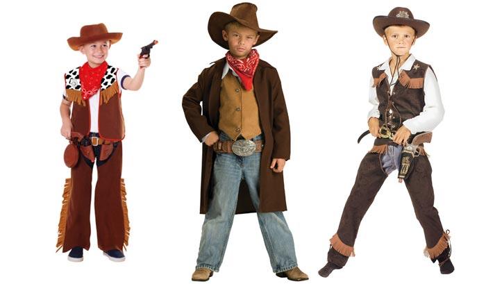 Идеи для костюма ковбоя