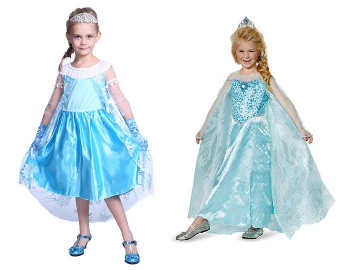Примеры костюма льдинки для девочки