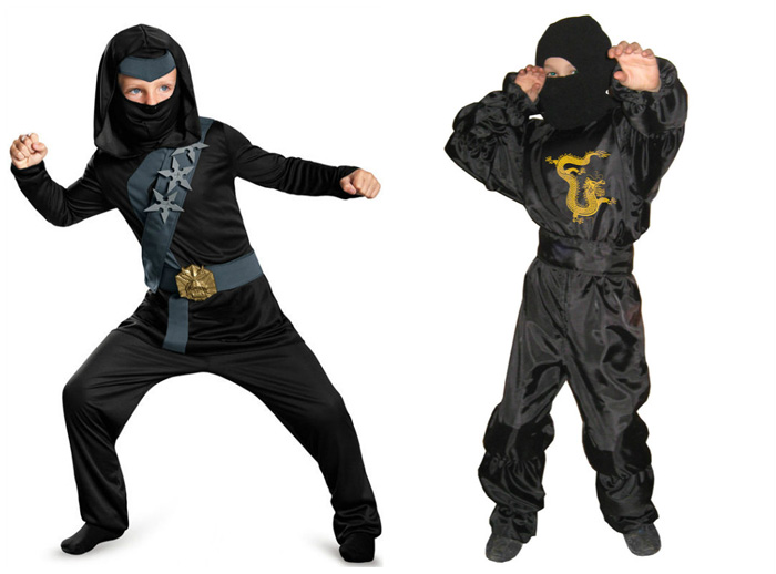 Костюм можно изготовить на основе брюк и рубашки из гардероба ребенка